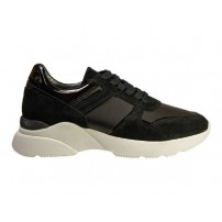 Trendy sneaker in leuke combi